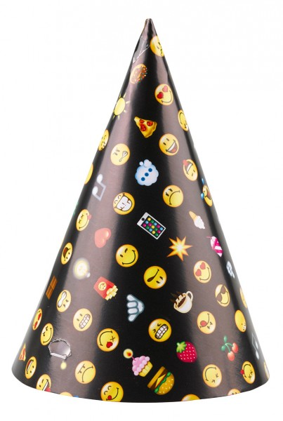 Smiley World party hat
