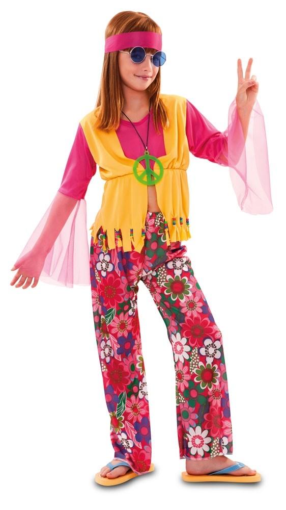 hippie girl love peace kinderkost m. Black Bedroom Furniture Sets. Home Design Ideas
