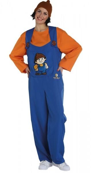 Mainzelmännchen Det Suit in blauw