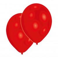 10er-Set Luftballon Rot 27,5cm
