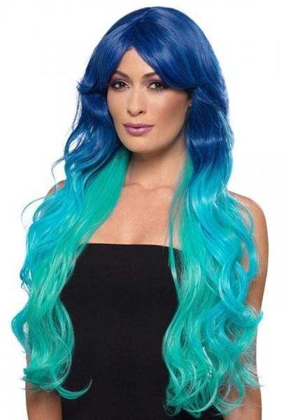 Mermaid Perücke Shadows of Blue