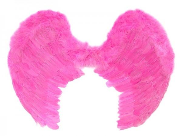 Pinke Engelsflügel Elisa 80 x 60cm