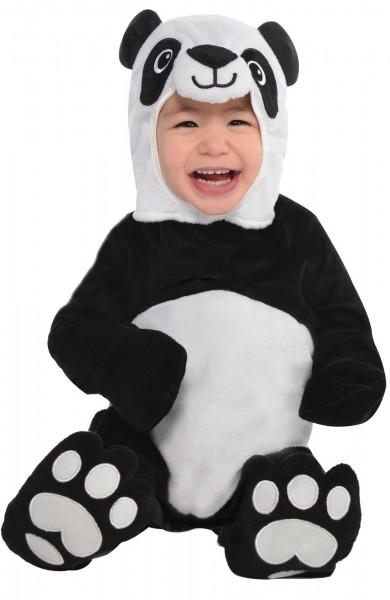 Niedlicher Pandabär Kostüm Für Babys