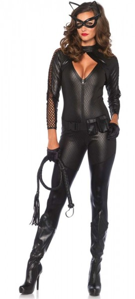Sexy Catsuit Ladies Costume Deluxe