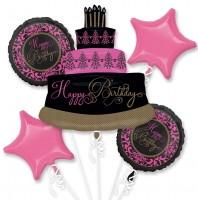 Fabulous Birthday Ballon Bouquet