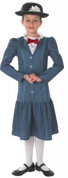 Mary Poppins Kleid für Kinder