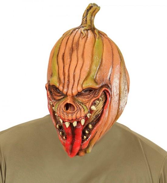 Horror Kürbis Maske Für Erwachsene 1