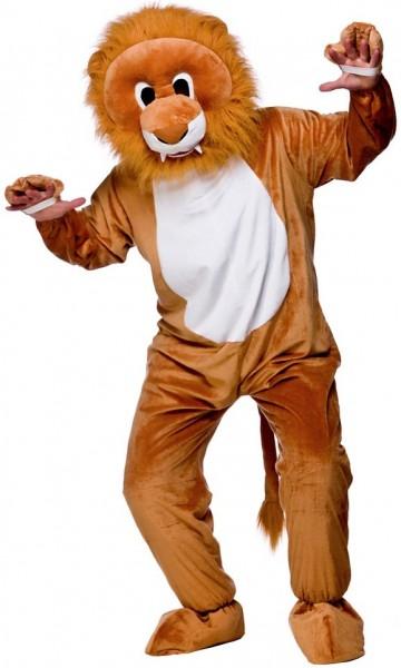 Majestätisches Löwenkostüm Leo