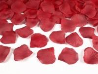 100 Rosenblätter Amour rot
