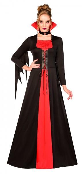 Classico costume vampiro da donna