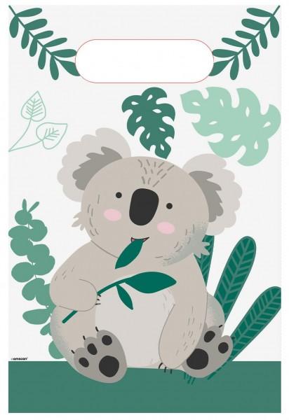 8 Süße Koala Geschenktüten