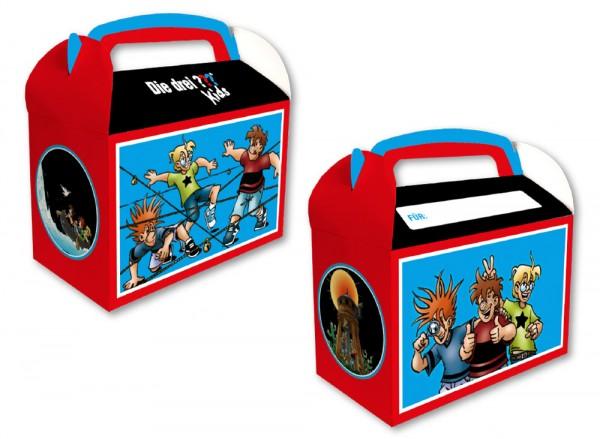 8 Die drei Fragezeichen Kids Geschenkboxen