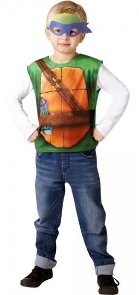 TMNT Leonardo Shirt für Jungen