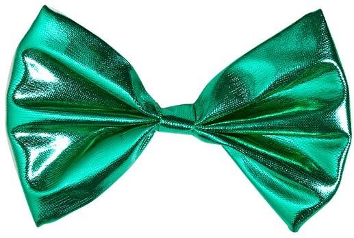 Irish green metallic Fliege