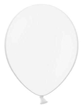 50 Ballons Weiß 23cm 1