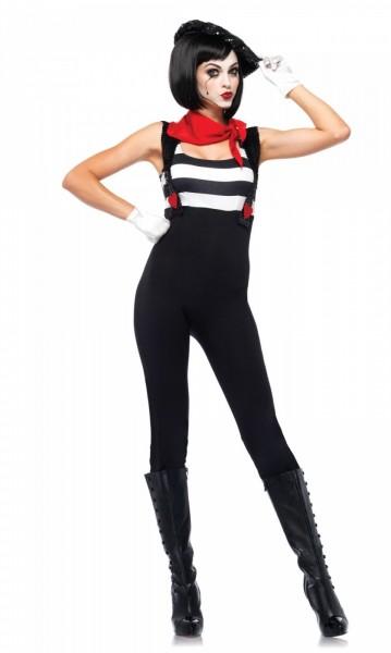 Pantomime Paulette Kostüm für Damen