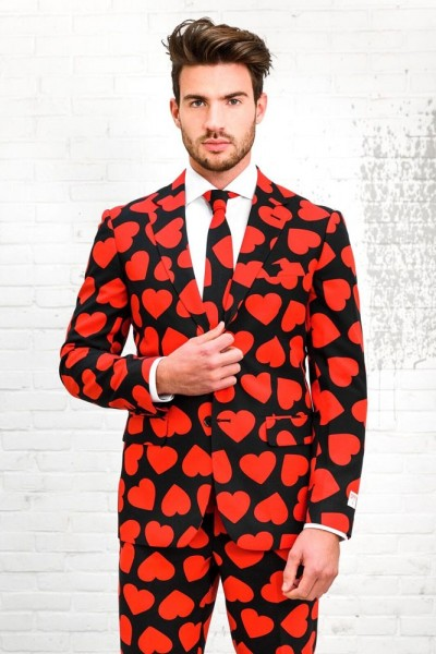 Kostium imprezowy OppoSuits King of Hearts