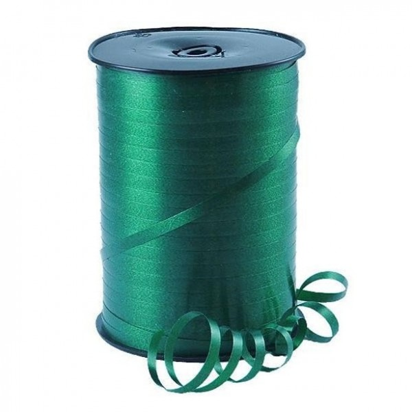 Ruban cadeau Hong Kong vert jade 500m