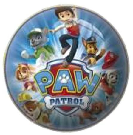 Paw Patrol Familiebal 14 cm