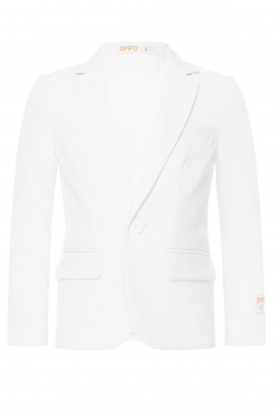 OppoSuits party suit White Knight