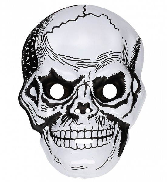 Horror Halloween Totenkopf Maske