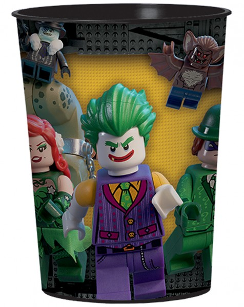 Lego Batman Movie Evil Villains XL Becher Kunststoff 473ml