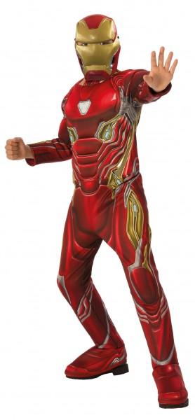 Iron Man Infinity War Kinderkostüm Deluxe