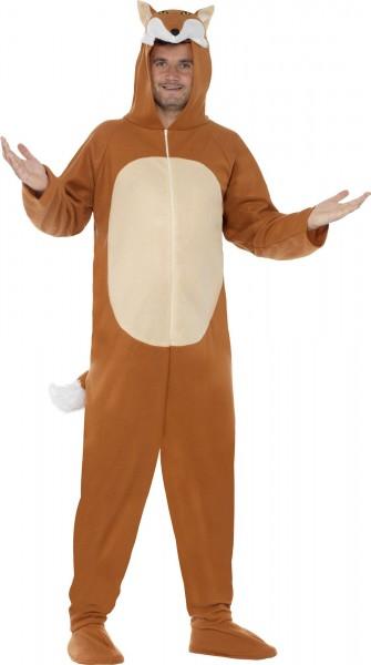 Fox kostuum Charlie Unisex