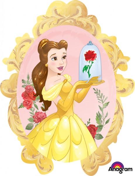 Foil balloon Belle's enchanted mirror