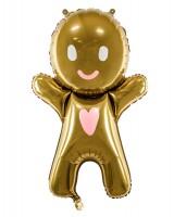 Gingerbread Folienballon 86cm