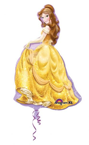 Figurine ballon princesse Belle