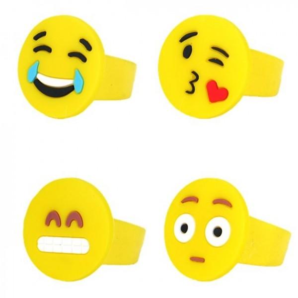 1 Emoji Mitgebsel Ring