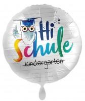 Hi Schule Folienballon 43cm