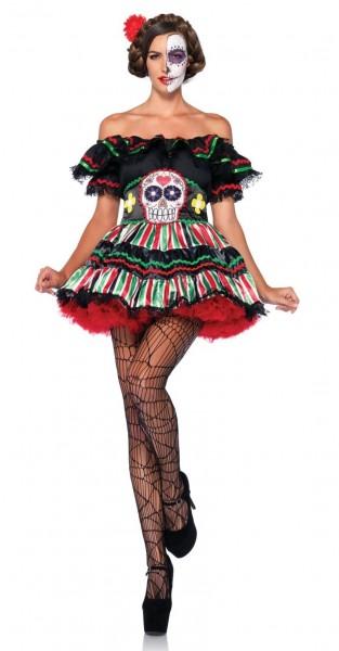 Dia de los Muertos Kostüm Dana für Damen