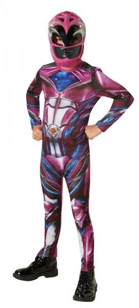 Pink Power Ranger Kostüm Für Kinder