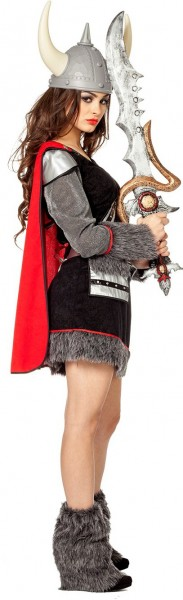 Viking woman Irma ladies costume