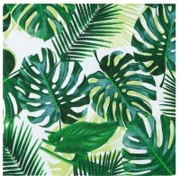 20 Tropical Party Servietten 25 x 25cm