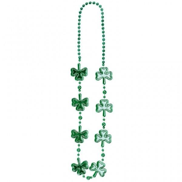 Halskette mit Kleeblättern 1,01m