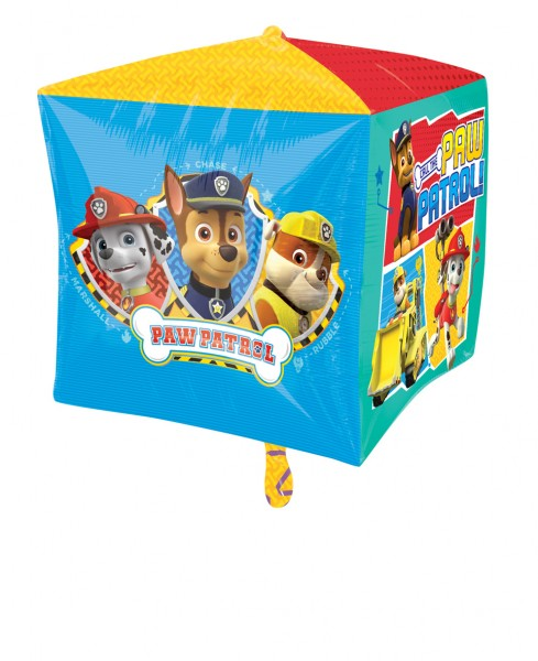 Paw Patrol Cubez Ballon Ready for action