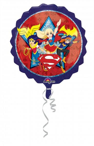 Folienballon Super Hero Girls Starshine