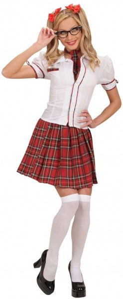 Sexy school lady costume