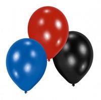 10er Luftballon Set Birthday Boy 23 cm