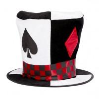 Poker Party Hut für Erwachsene