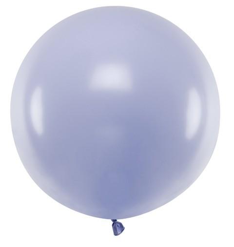 XL Ballon Partyriese lavendel 60cm