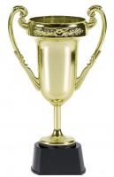 Edler Goldener XL Pokal Zur Siegerehrung