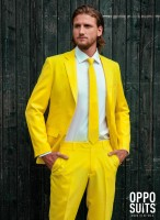 OppoSuits Partyanzug Yellow Fellow