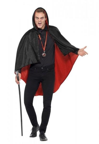 Vampir Kostüm Zubehör 3 teiliges Set