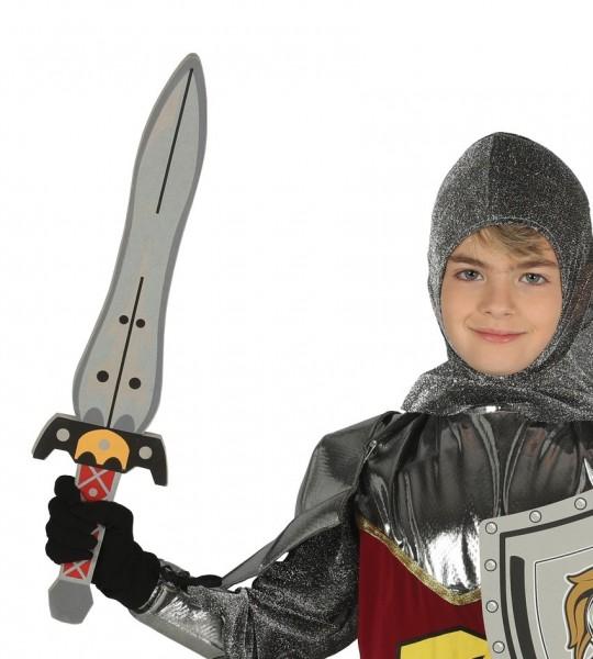Ritter Schwert aus Schaumstoff für Kinder