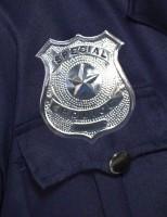 Special Police Agent Dienstmarke