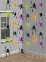 Gruselige Spinnen Hängedekoration